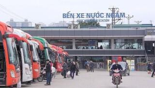 Hà Nội thông báo khẩn tìm người trên xe khách từ TP.HCM về bến xe Nước Ngầm