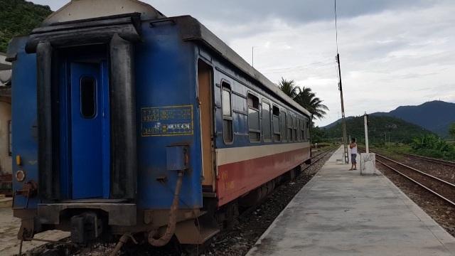 Vụ cháy tàu hỏa tại Phú Yên: Tách rời toa tàu để điều tra sự cố