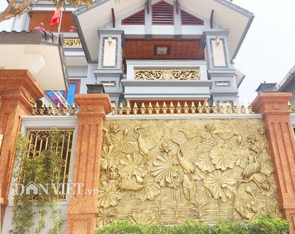 Choáng trước những biệt thự siêu sang tại Quảng Bình