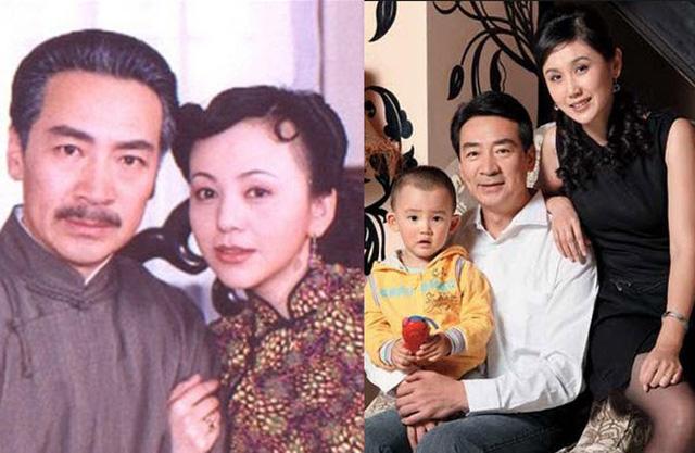 Có con nhỏ ở tuổi U60, các tài tử lấy vợ trẻ kém hàng chục tuổi sống thế nào?