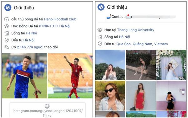 Quang Hải và bạn gái vướng nghi vấn trục trặc tình cảm