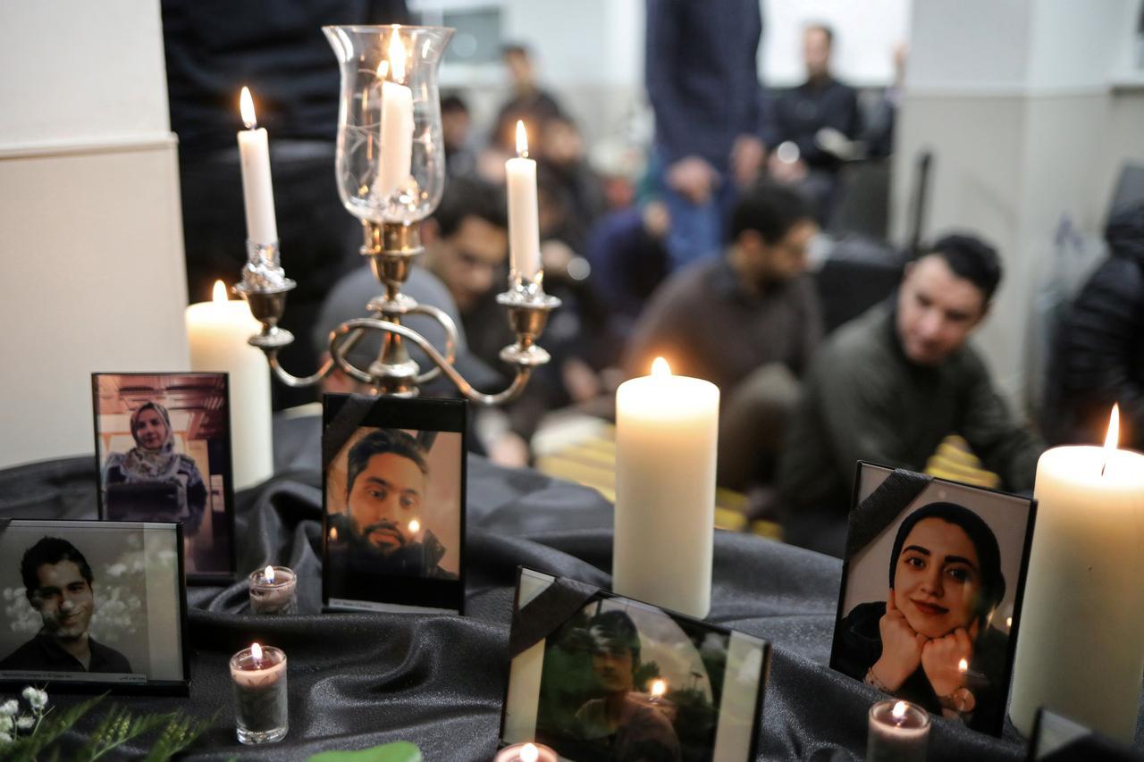 Người Iran giận dữ xuống đường vì vụ bắn nhầm máy bay chở 176 người