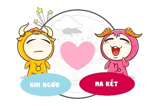 Cặp đôi cung hoàng đạo Kim Ngưu và Ma Kết rất hiểu nhau