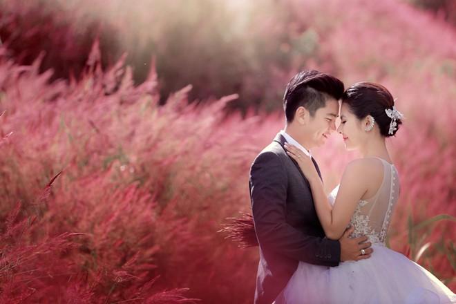 đám cưới diễn viên Vân Trang vào tháng 1 năm nay