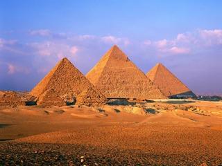 Kim tự tháp Ai Cập - Những bí ẩn chưa có lời giải