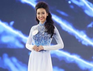 Ngắm các thí sinh Hoa hậu Việt Nam 2016 với áo dài Thái Tuấn