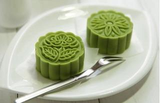 Công thức bánh trung thu nhân trà xanh thơm ngon, dễ làm