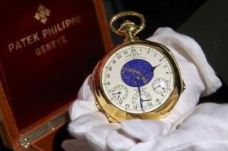 Nét tinh tế của những chiếc đồng hồ Patek Philippe đắt nhất hành tinh