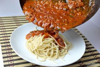 Cách làm nước sốt spaghetti ngon đúng điệu nước Ý