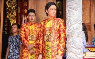 Hoài Linh bơ phờ chuẩn bị cho lễ giỗ tổ ngành sân khấu