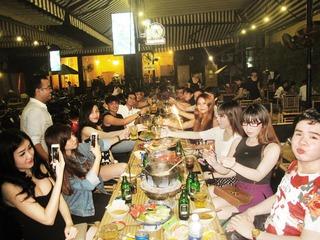 Sổ tay địa chỉ những quán ăn nhậu Sài Gòn ăn ngon ngồi đẹp