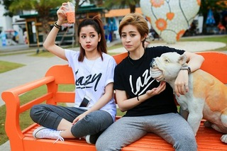 Những cặp đôi đồng tính đẹp và nổi tiếng nhất Việt Nam