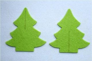 Cách làm cây thông noel bằng giấy cho giáng sinh thêm lung linh