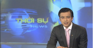 Biên tập viên Quang Minh bỗng dưng 'mất tích' khỏi bản tin  Thời sự 19h