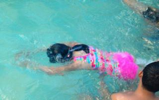 Hướng dẫn tập bơi cho người mới bắt đầu